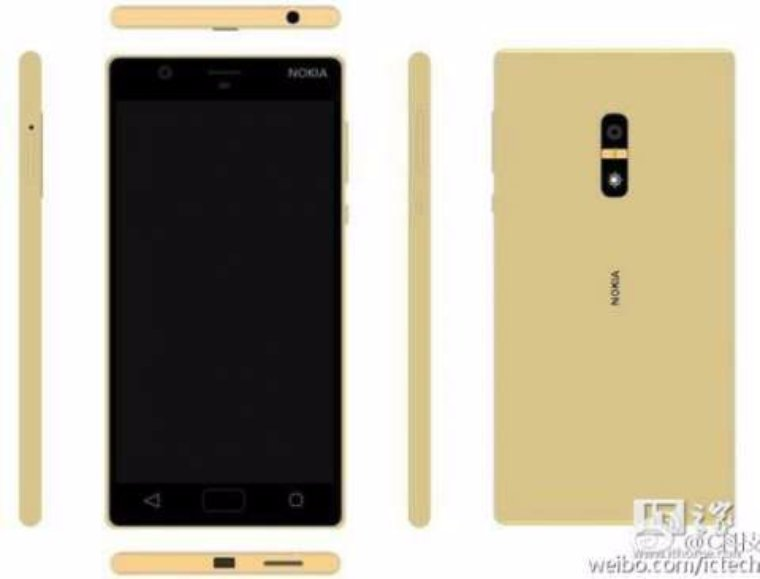 В сети появились первые «живые» фотографии нового смартфона от Nokia