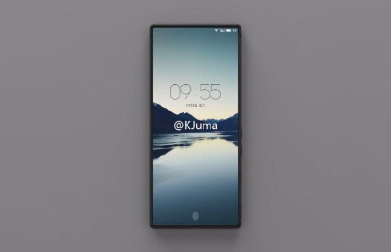 Meizu готовит конкурента безрамочному Xiaomi Mi MIX