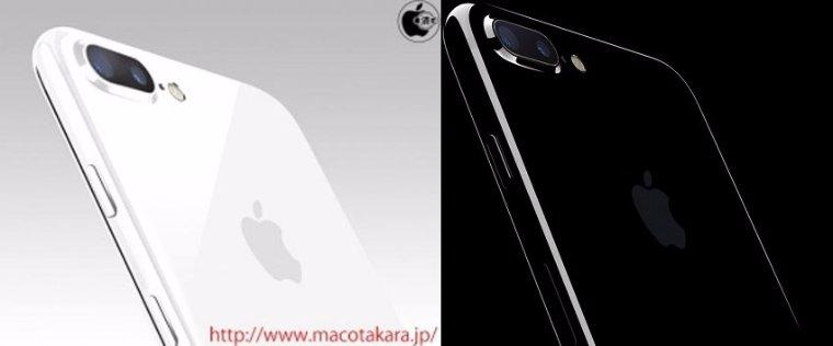 Может выйти дополнительная версия iPhone 7 в белом цвете