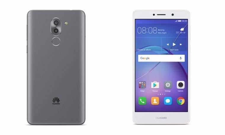 Huawei представила бюджетный флагман с двойной камерой
