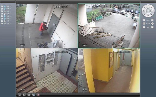 Большой выбор систем видеонаблюдения и контроля доступа