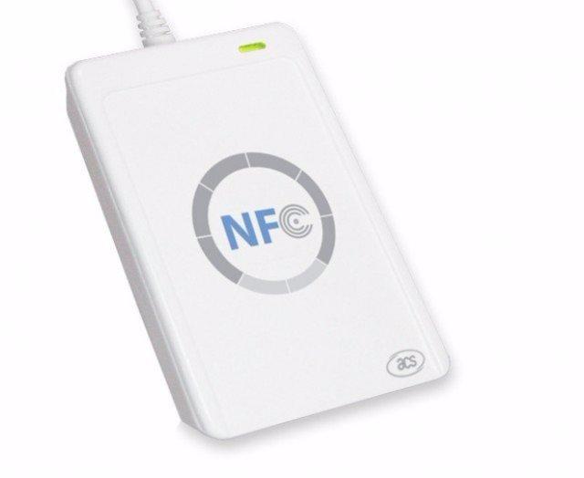 Редакторы ACR122U NFC