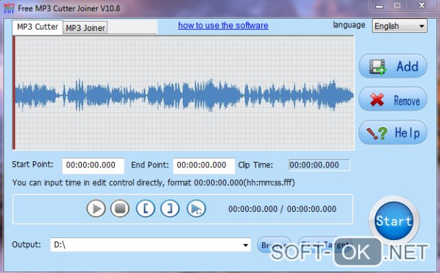 Лучшие программы для редактирования, обрезки и создания аудио-файлов