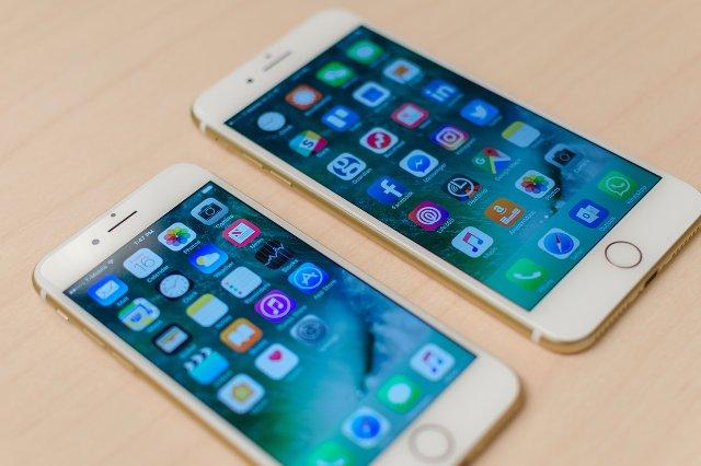 Сравнение смартфона Iphone 7 и ТОП новинки Elephone P9000