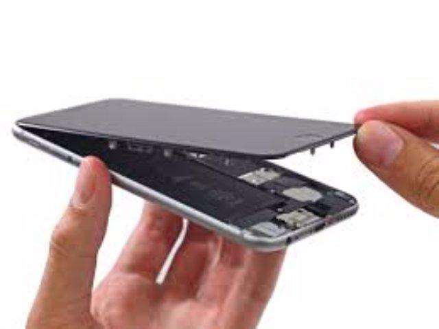 Замена дисплея iPhone 6 – оригинальные детали и мастер на дом