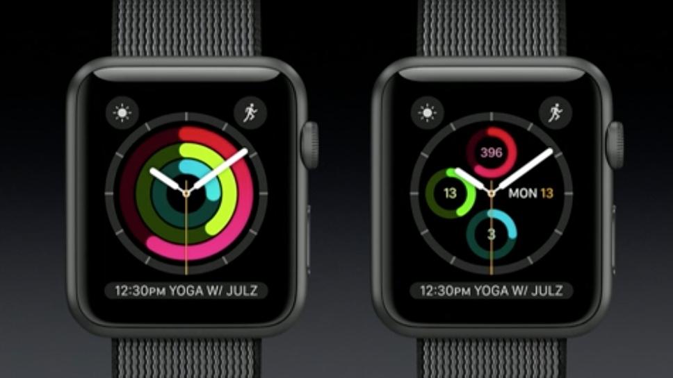Новая реклама Apple Watch для самых активных
