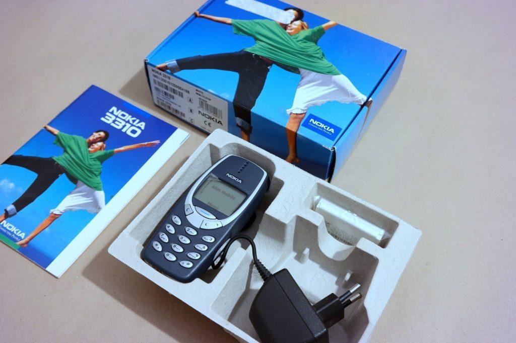 Новая Nokia 3310 получит улучшенные характеристики