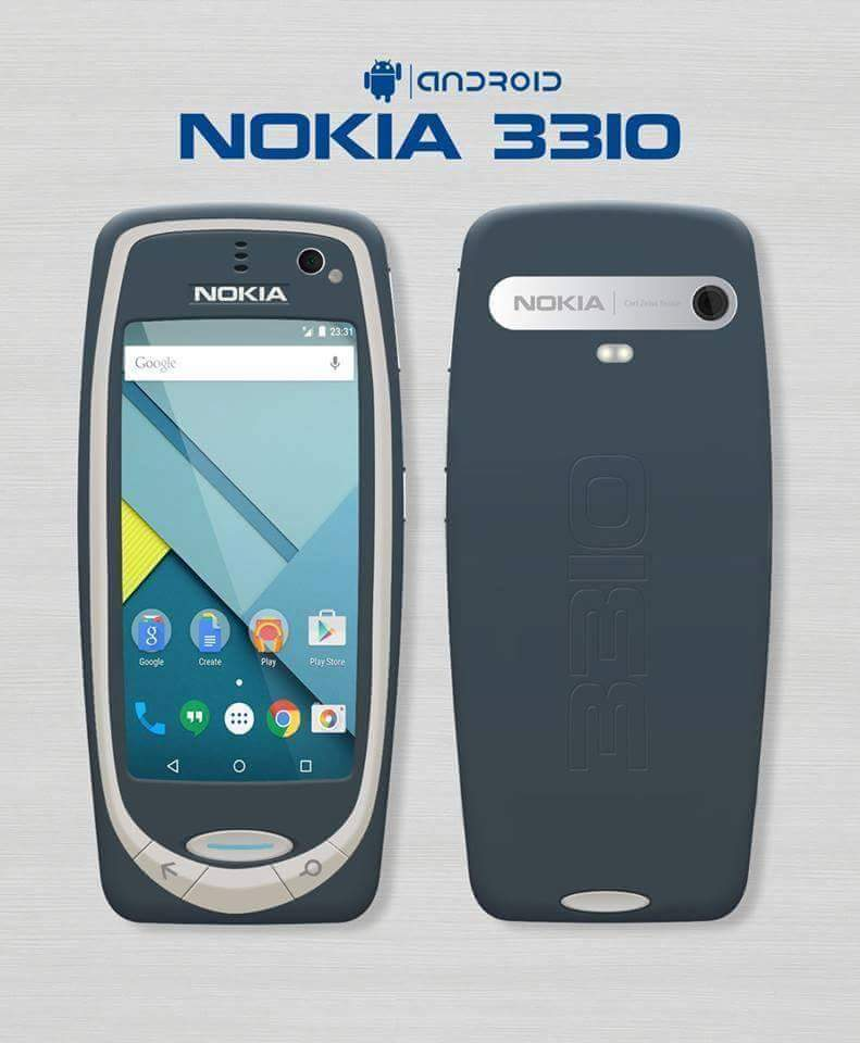 Почему разочаровала обновлённая Nokia 3310?
