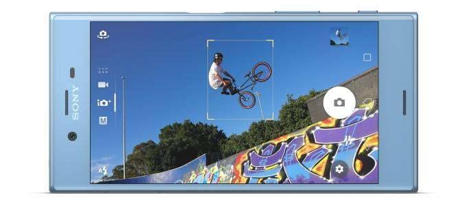 Топовые Sony Xperia XZ Premium и Xperia XZs