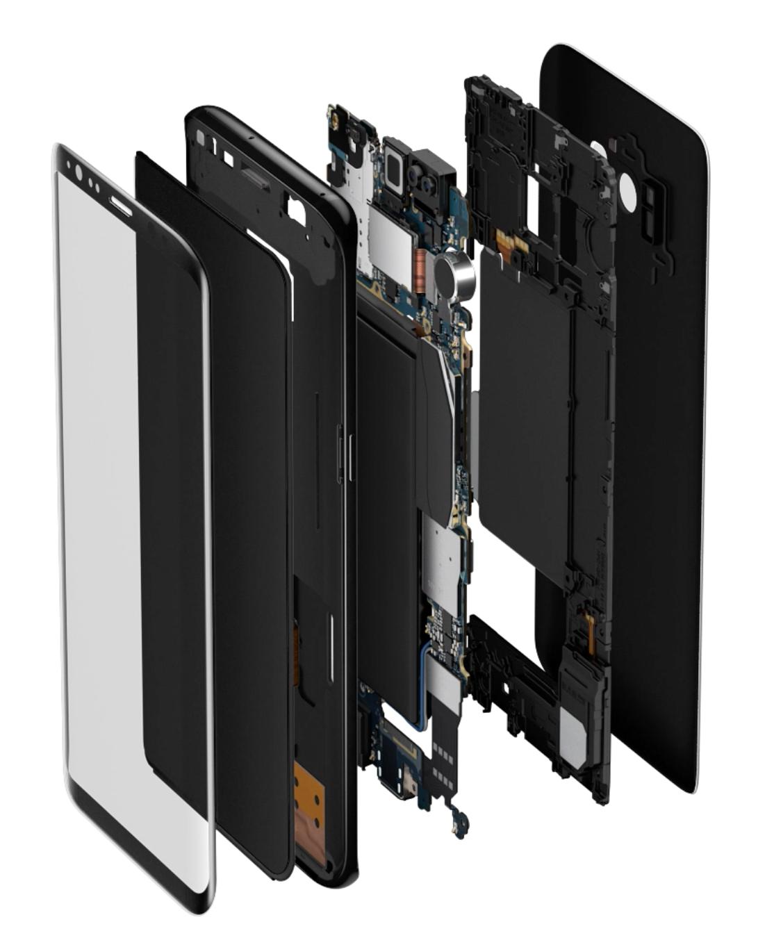 Samsung Galaxy S8 и S8+ официально представили. Мы собрали информацию о новинке
