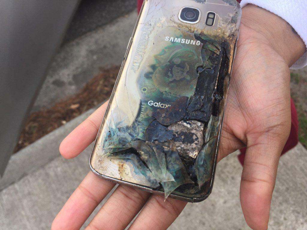 Скучали по новостям о сгоревших Samsung? Вот вам 2 истории