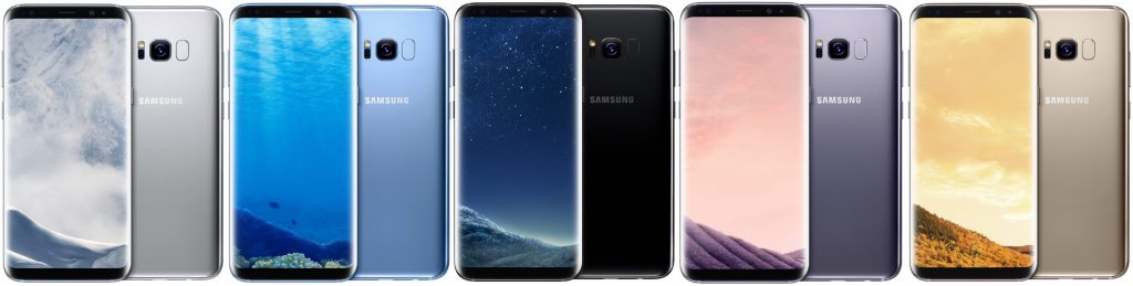 Чем ответит Apple на Samsung Galaxy S8?