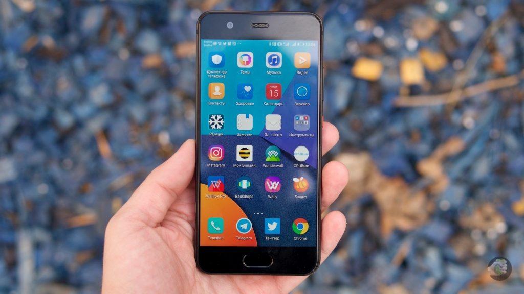 Обзор Huawei P10: почему он так похож на айфон?