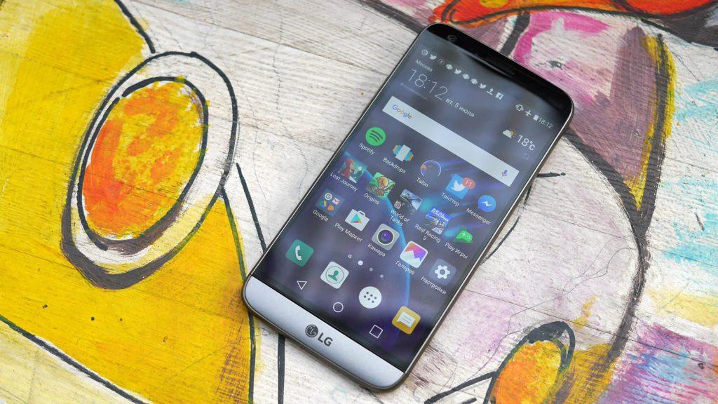 Почему LG G6 в России будет с урезанной начинкой?