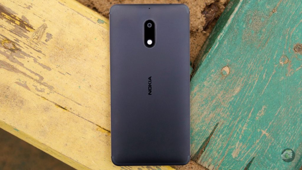 Ностальгический обзор Nokia 6