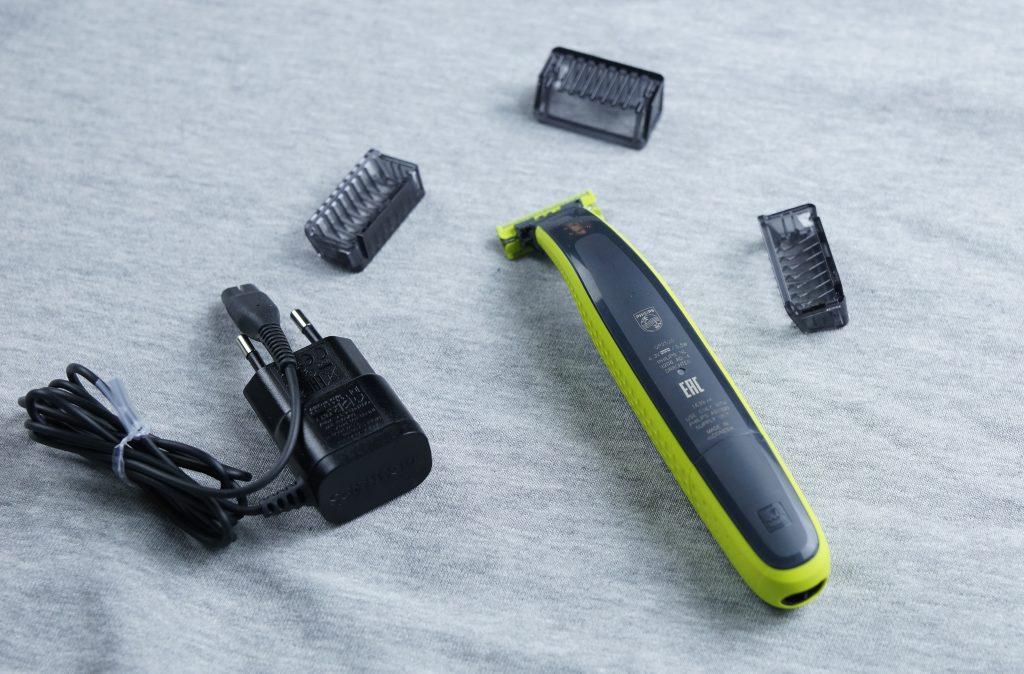 Оформляем бороду или как жить с Philips OneBlade