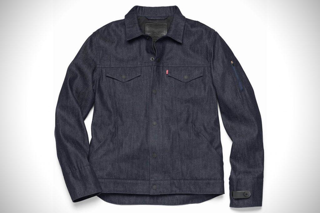 Хотите смарт-куртку Levi's и Google? Ждите осени
