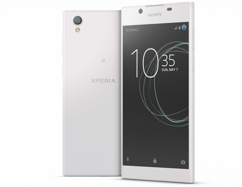 Новый Sony Xperia L1, это что за зверь?