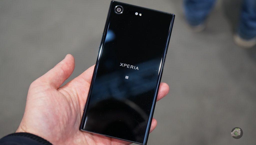 Как я люблю Sony Xperia XZ Premium