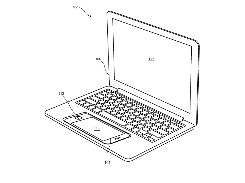 Новый патент Apple превратит iPhone в ноутбук. Это начало конца?