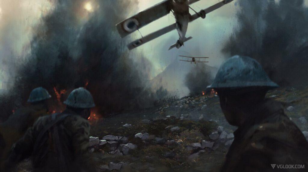Battlefied 1: боевые советики!