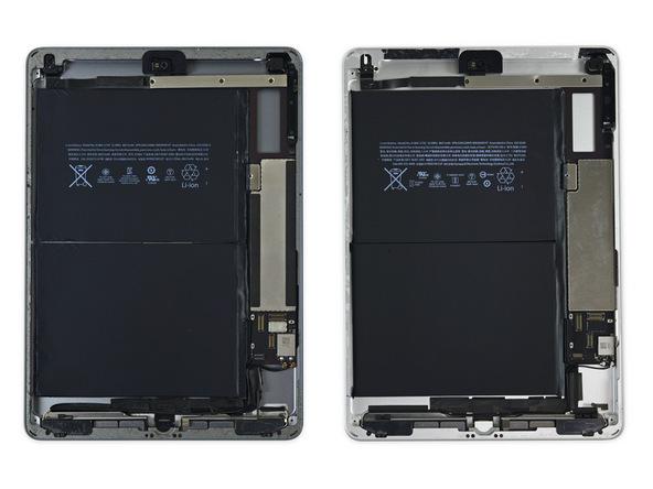 Из чего же сделан новый iPad?
