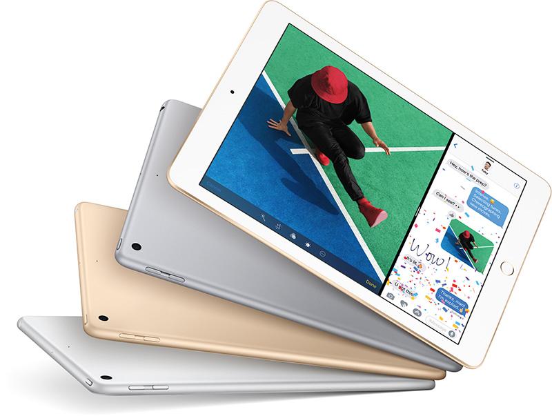 Весеннее обновление Apple, ну и что тут нового?