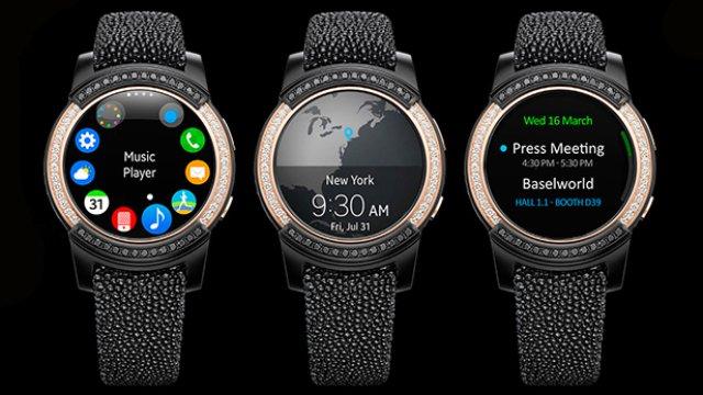 Samsung идет на крайности вместе с Gear S3 SmartWatch