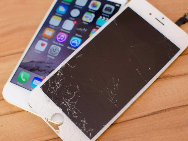 Замена экрана iРhone 6s Plus