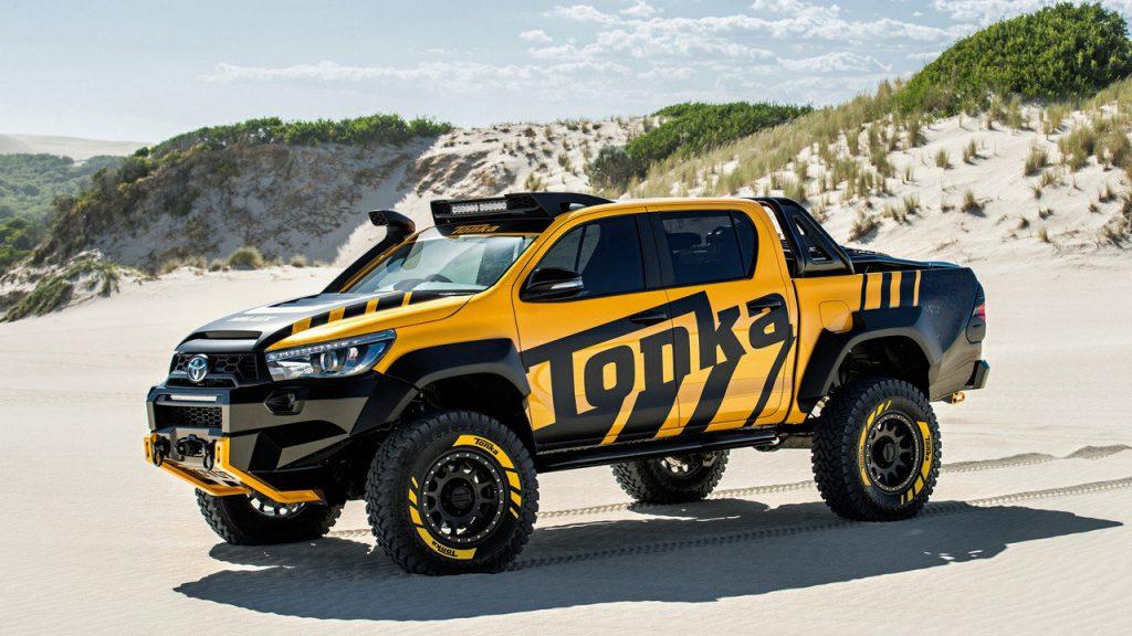 Стань королём песочницы с Toyota