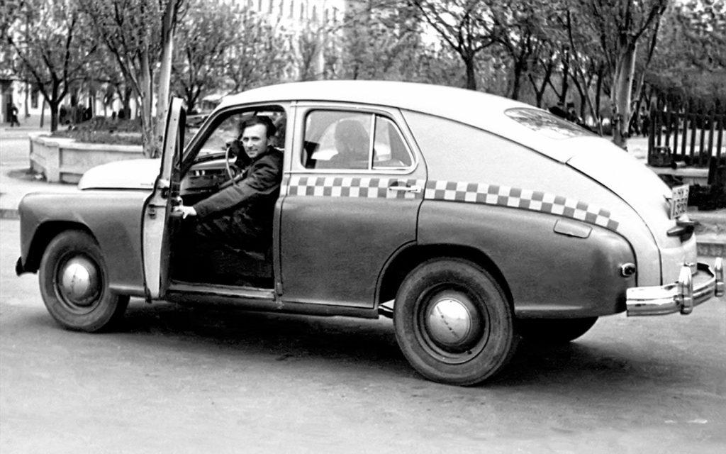 Как я неделю ездил на такси