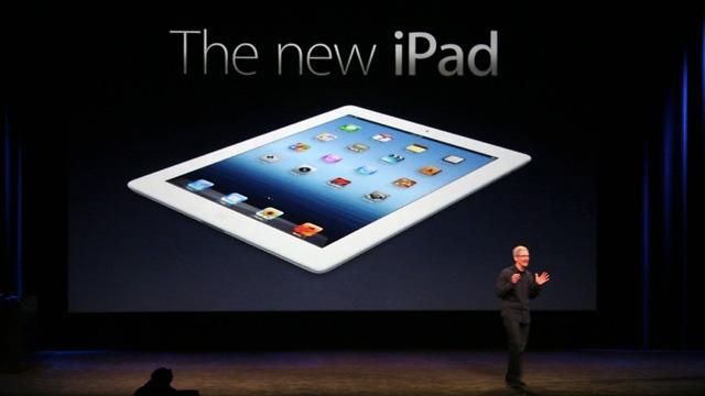 7 лет вместе с iPad