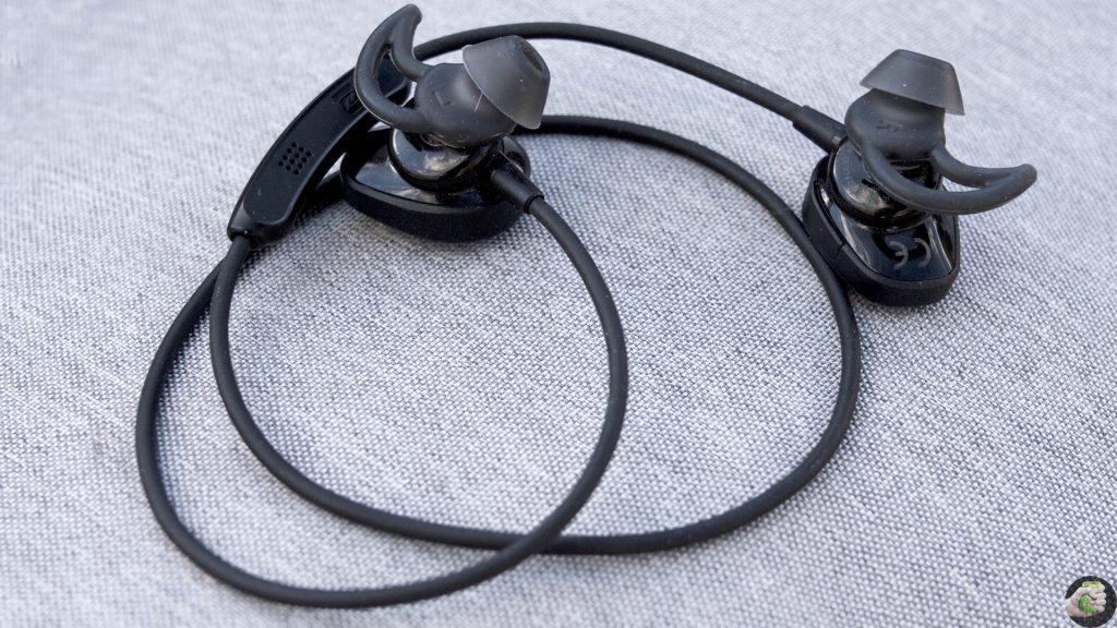 10 месяцев с Bose SoundSport Wireless