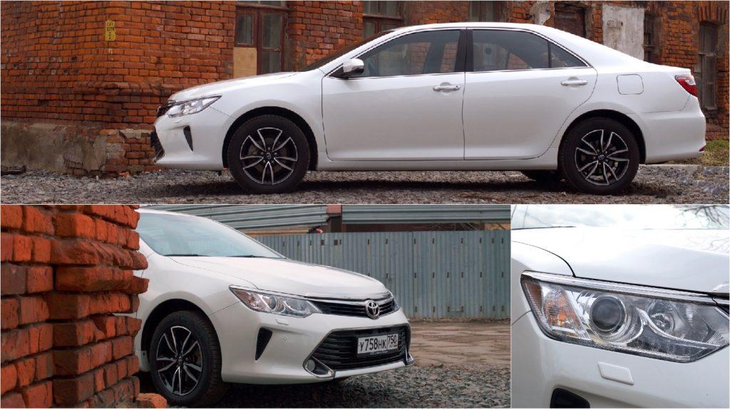 Wylsadrive: такая спокойная Toyota Camry