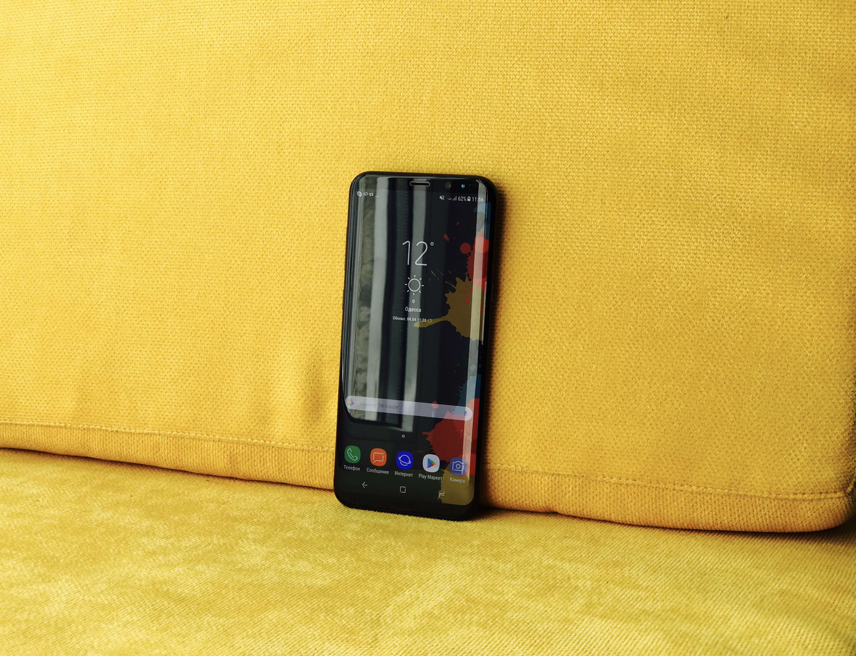 Обзор Samsung Galaxy S8/S8+