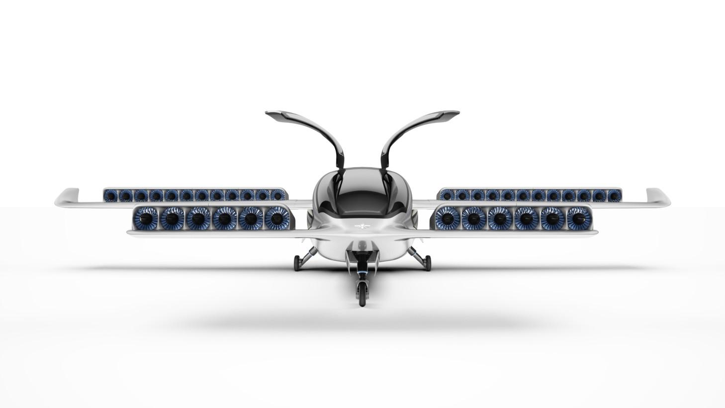 Вот он, первый электрический пассажирский самолет!