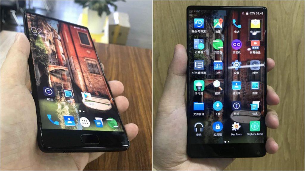 Модная альтернатива для безрамочного Xiaomi Mi MIX