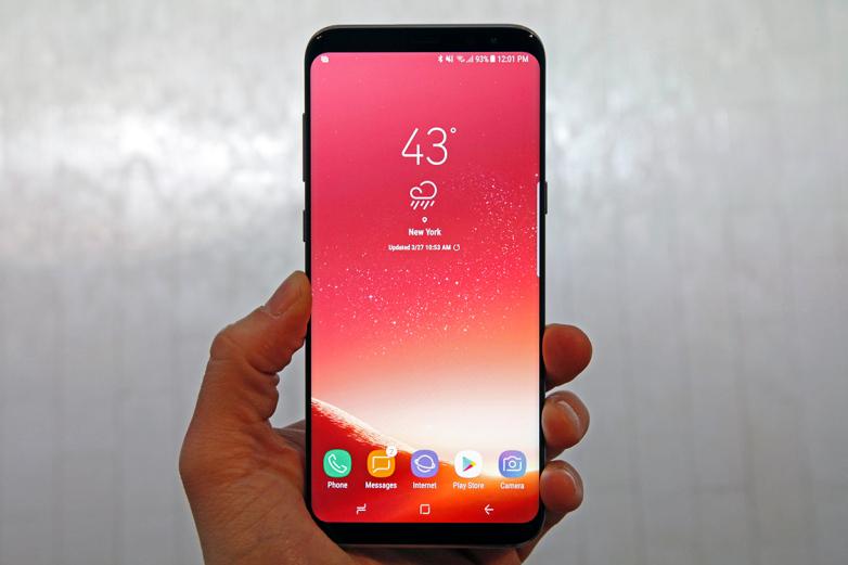 Свежие новости о Galaxy S8: лучший экран, эксклюзив для Китая и замеры времени работы