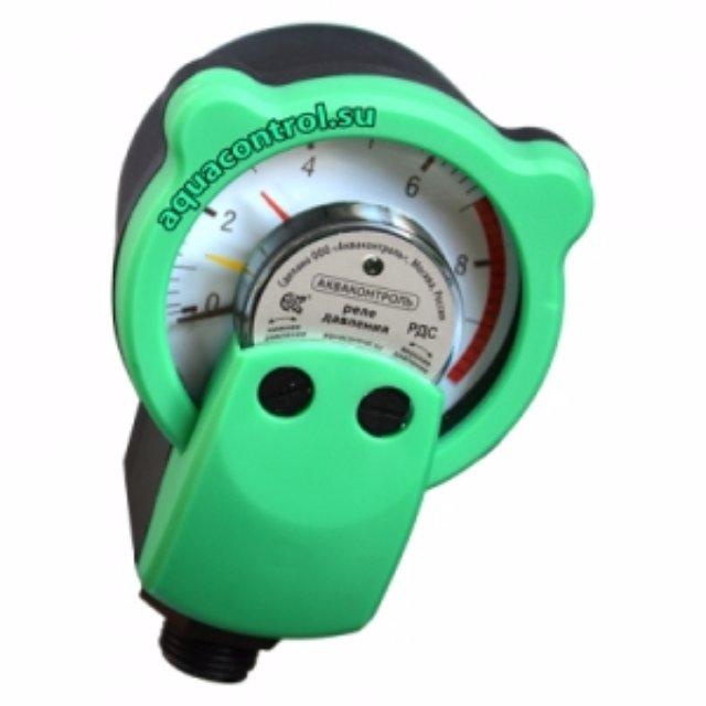 Автоматические реле для защиты насосов от сухого хода