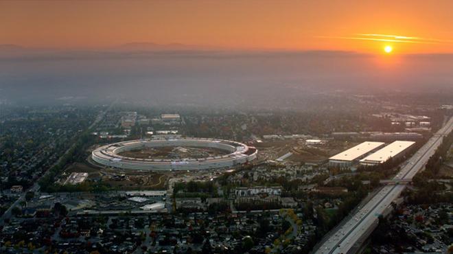 Новый кампус Apple Park. Последняя презентация Стива Джобса
