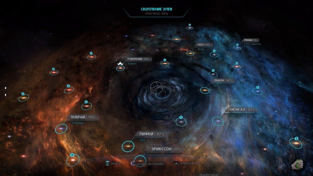 Почему стоит играть в Mass Effect: Andromeda!