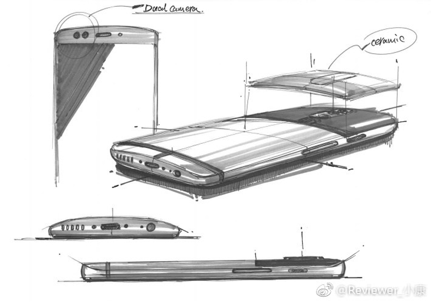 OnePlus 5: почему дизайн как у айфона?
