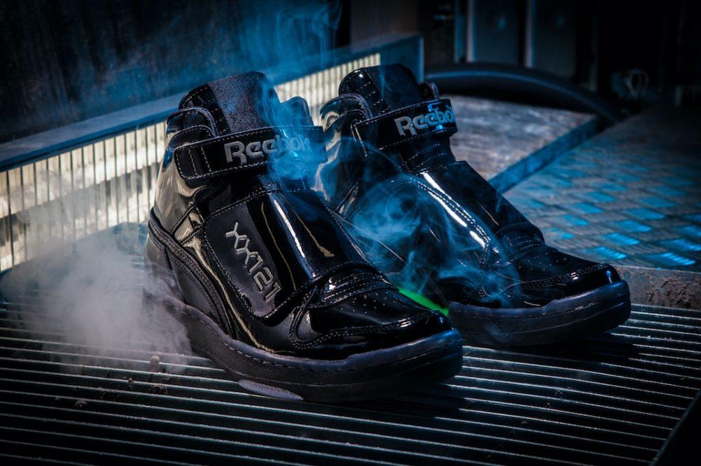 Легендарные кроссовки Reebok Alien Stomper обрели второе дыхание