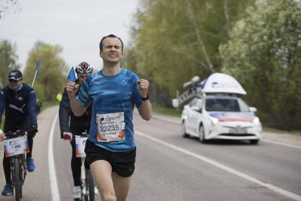 Как заставить себя бегать? Пробежали марафон (на самом деле нет)