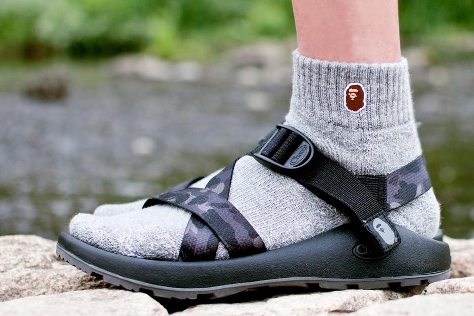 Во-первых, это красиво: плеер Sony Walkman TPS-L2 и сандалики с носочками