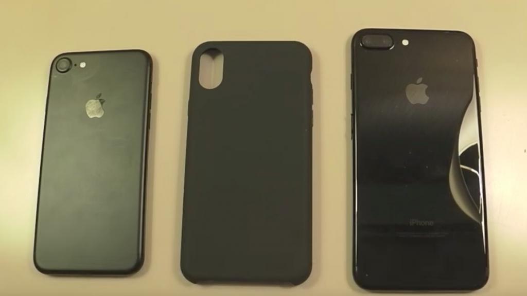 Чехол намекает на дизайн нового iPhone?