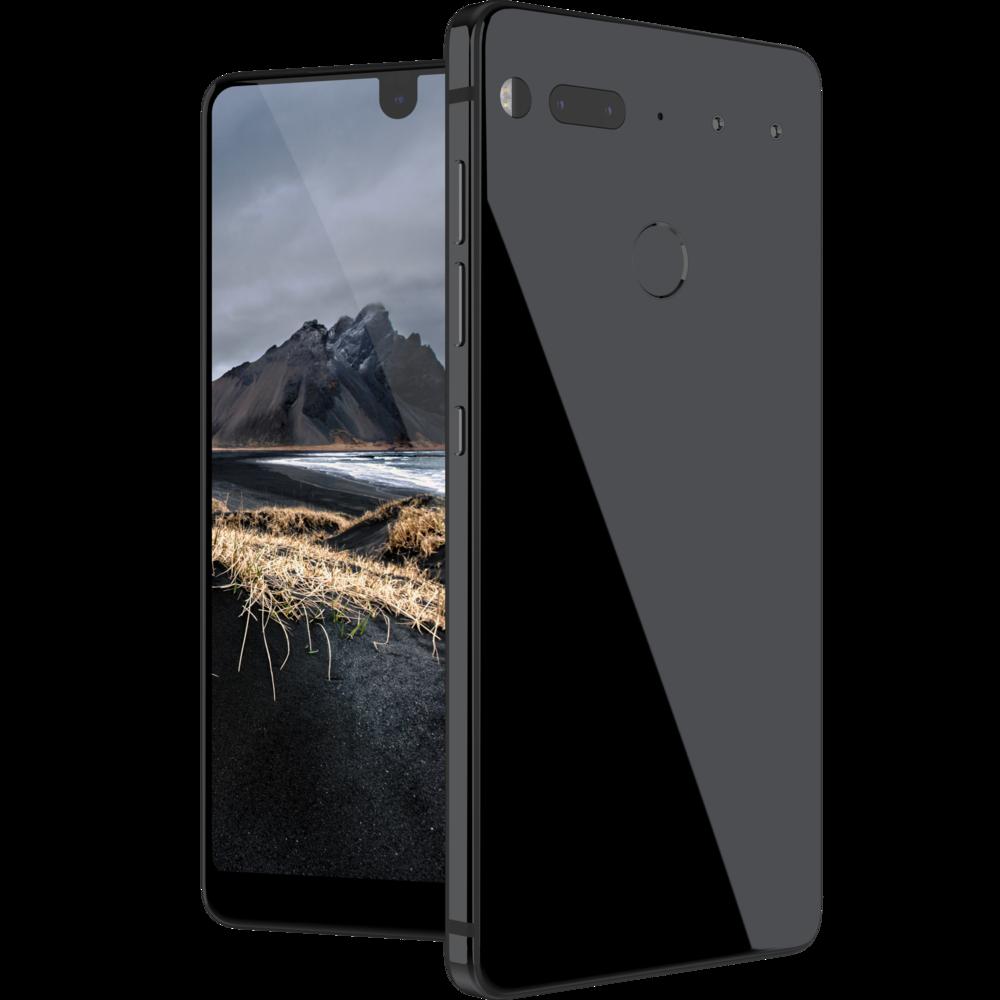 ВАЖНО!!!: ESSENTIAL PHONE — безрамочный смартфон от создателя Android показан