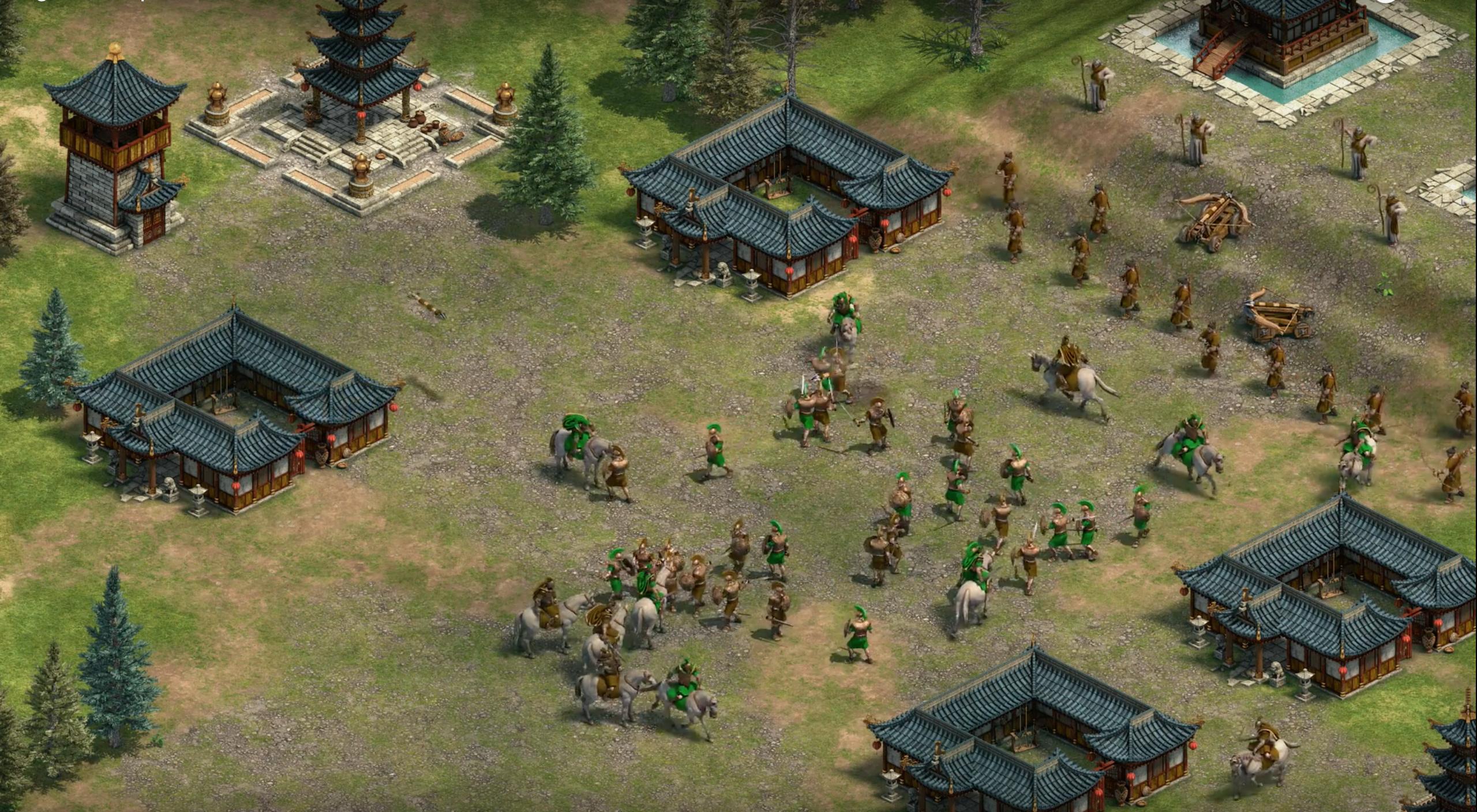 Оригинальная Age Of Empires выйдет в 4К спустя 20 лет