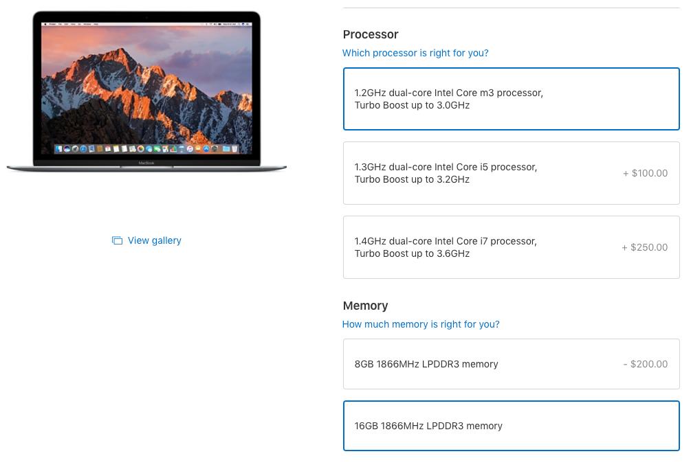 За кулисами WWDC 2017: невидимый апгрейд MacBook