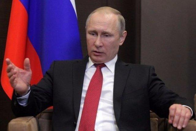 Путин рассказал Оливеру Стоуну о Сноудене: он не предатель